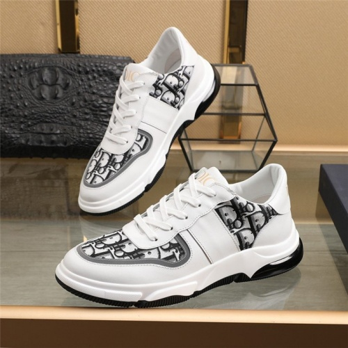 Christian Dior Casual Shoes For Men #838312