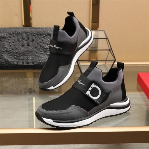 Ferragamo Salvatore FS Casual Shoes For Men #838331