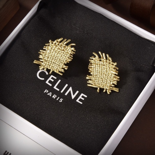 Celine Earrings #838413 $29.00 USD, Wholesale Replica Celine Earrings