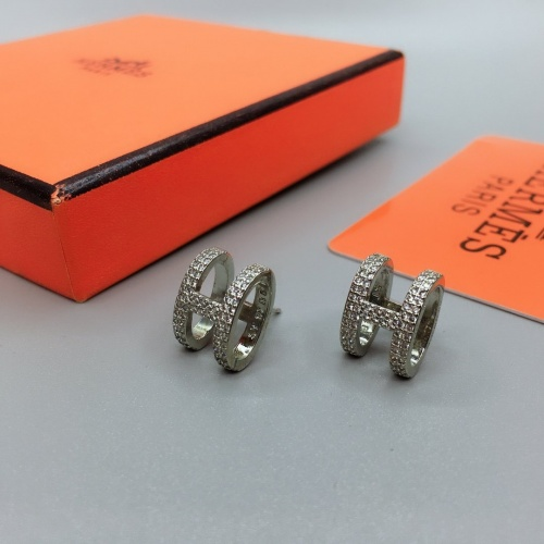 Hermes Earrings #838414
