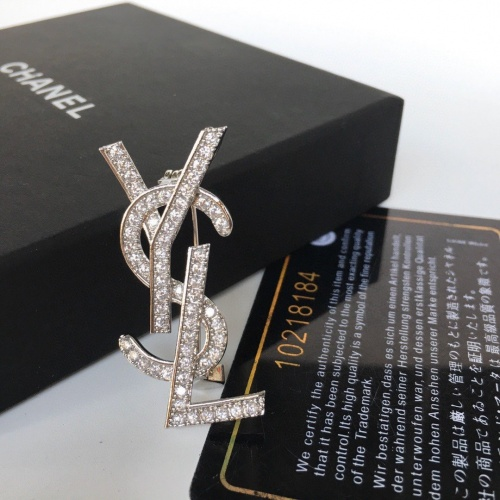 Yves Saint Laurent Brooches #838440