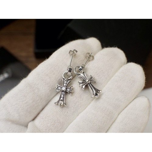Chrome Hearts Earring #838480 $27.00 USD, Wholesale Replica Chrome Hearts Earring