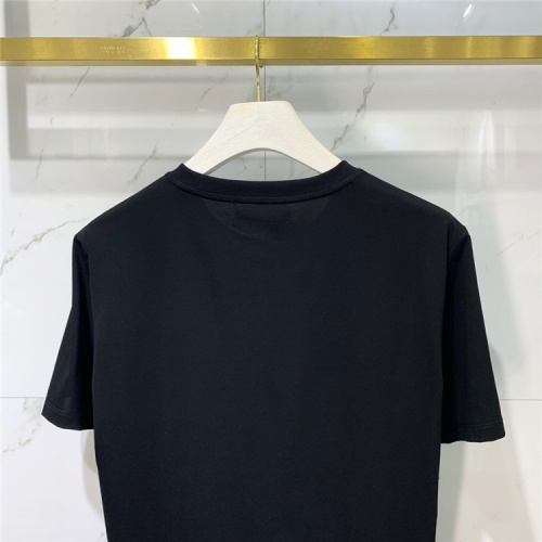 Replica Alexander McQueen T-shirts Short Sleeved For Men #838486 $41.00 USD for Wholesale
