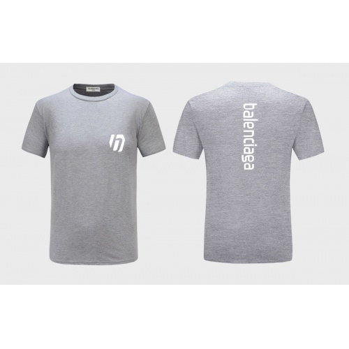 Balenciaga T-Shirts Short Sleeved For Men #838488 $27.00, Wholesale Replica Balenciaga T-Shirts