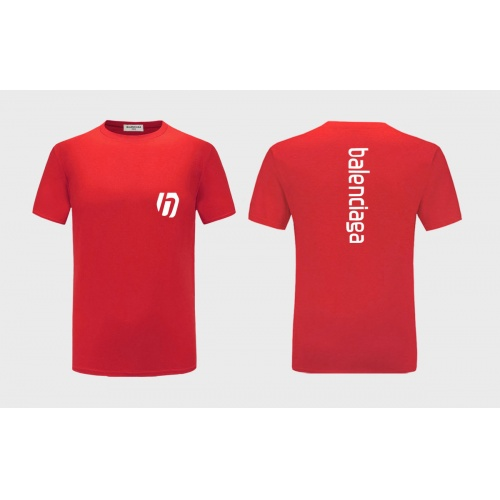 Balenciaga T-Shirts Short Sleeved For Men #838489 $27.00, Wholesale Replica Balenciaga T-Shirts