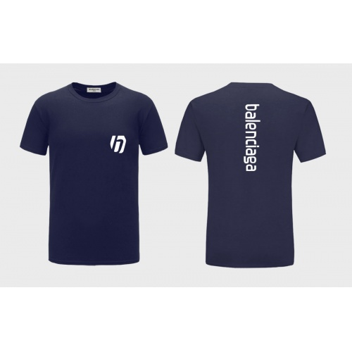 Balenciaga T-Shirts Short Sleeved For Men #838490