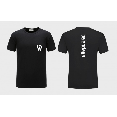 Balenciaga T-Shirts Short Sleeved For Men #838491