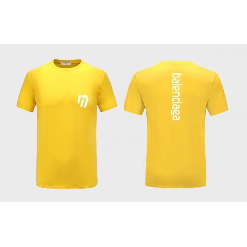 Balenciaga T-Shirts Short Sleeved For Men #838492
