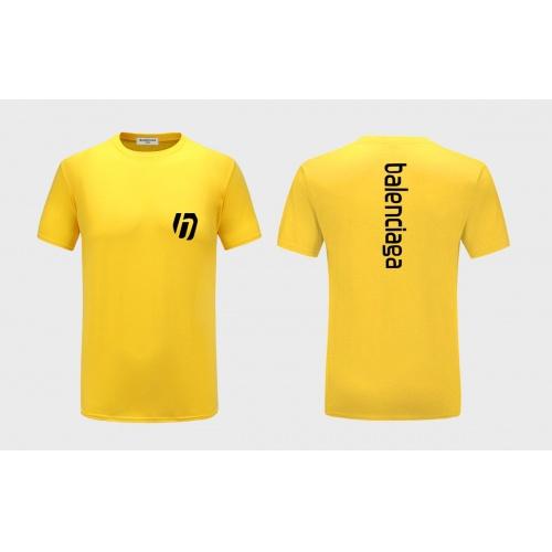 Balenciaga T-Shirts Short Sleeved For Men #838493 $27.00, Wholesale Replica Balenciaga T-Shirts
