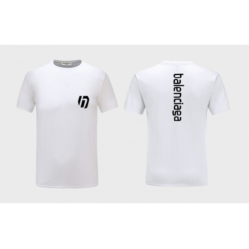 Balenciaga T-Shirts Short Sleeved For Men #838494