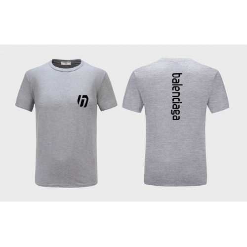 Balenciaga T-Shirts Short Sleeved For Men #838498 $27.00, Wholesale Replica Balenciaga T-Shirts