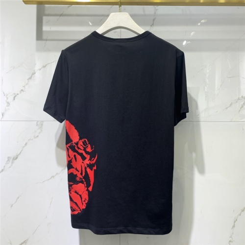 Replica Alexander McQueen T-shirts Short Sleeved For Men #838499 $41.00 USD for Wholesale