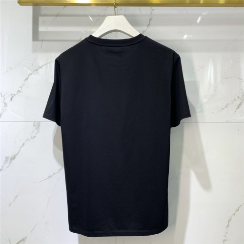 Replica Alexander McQueen T-shirts Short Sleeved For Men #838502 $41.00 USD for Wholesale