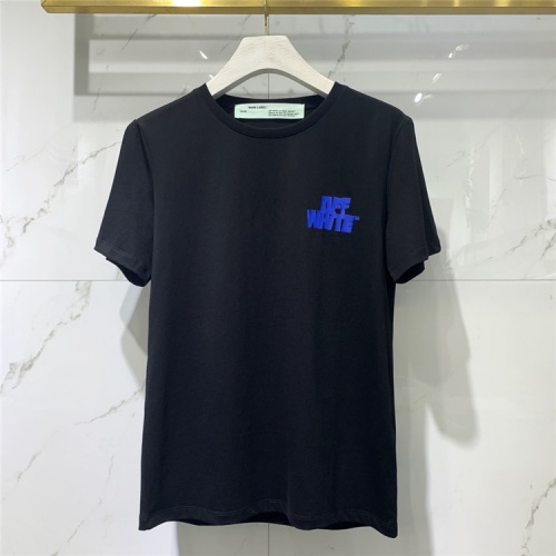 Replica Off-White T-Shirts Short Sleeved For Men #838504 $41.00 USD for Wholesale