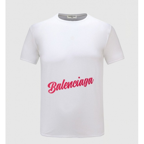 Balenciaga T-Shirts Short Sleeved For Men #838508