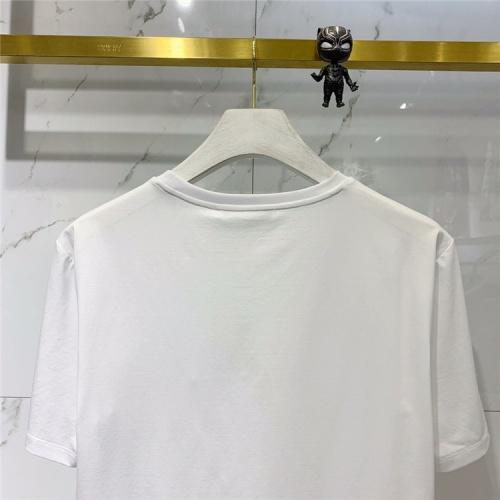Replica Balenciaga T-Shirts Short Sleeved For Men #838522 $41.00 USD for Wholesale