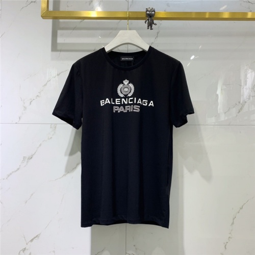 Balenciaga T-Shirts Short Sleeved For Men #838523