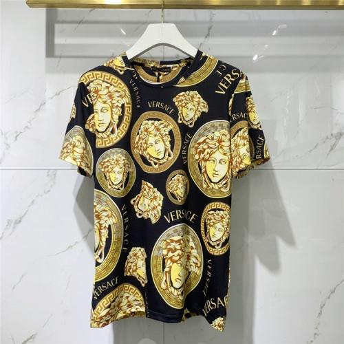 Versace T-Shirts Short Sleeved For Men #838530