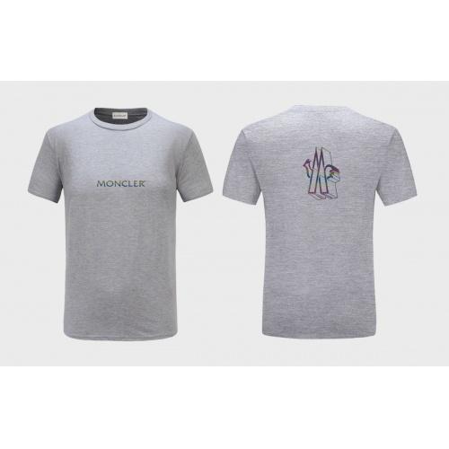 Moncler T-Shirts Short Sleeved For Men #838554