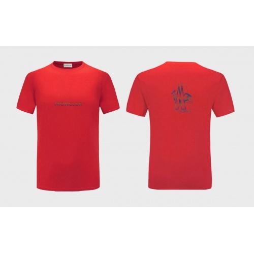 Moncler T-Shirts Short Sleeved For Men #838555