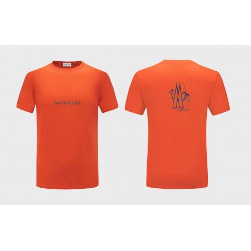 Moncler T-Shirts Short Sleeved For Men #838556