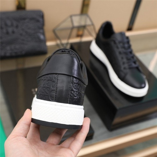 Replica Boss Casual Shoes For Men #838641 $82.00 USD for Wholesale