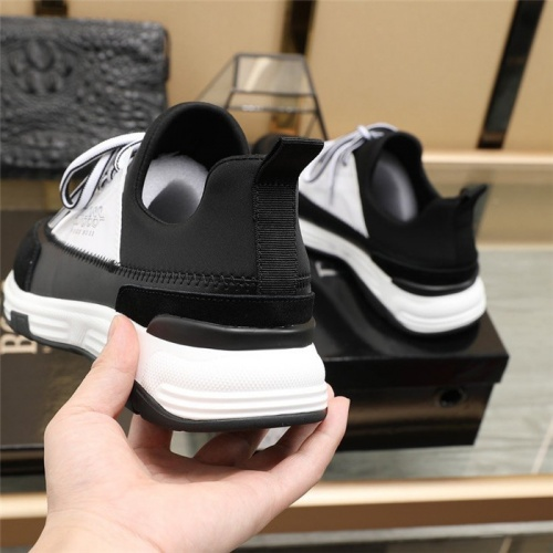 Replica Boss Casual Shoes For Men #838650 $80.00 USD for Wholesale