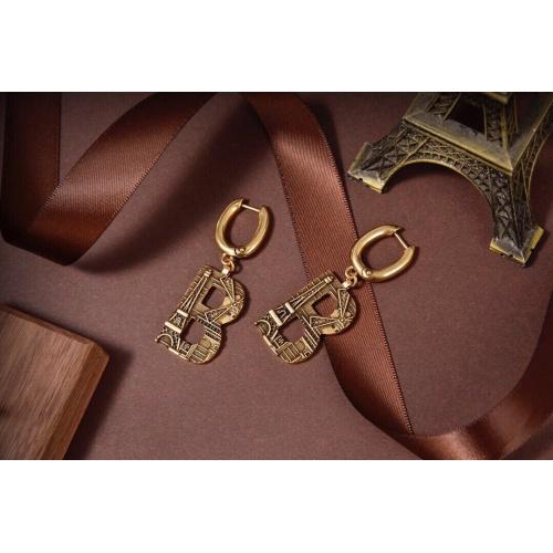 Balenciaga Earring #838709 $32.00 USD, Wholesale Replica Balenciaga Earring