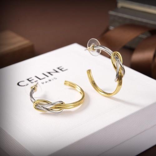Celine Earrings #838712 $34.00 USD, Wholesale Replica Celine Earrings