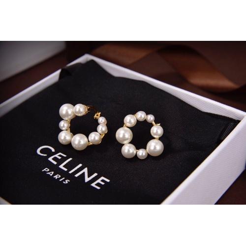 Celine Earrings #838719 $32.00 USD, Wholesale Replica Celine Earrings