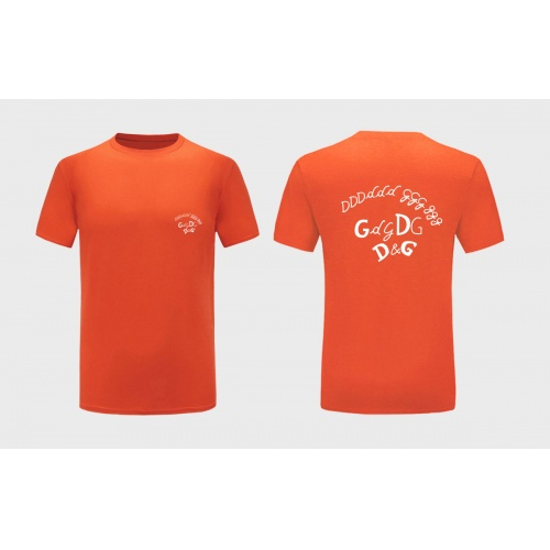Dolce & Gabbana D&G T-Shirts Short Sleeved For Men #838738