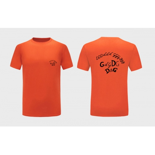 Dolce & Gabbana D&G T-Shirts Short Sleeved For Men #838745