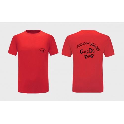 Dolce & Gabbana D&G T-Shirts Short Sleeved For Men #838746 $27.00 USD, Wholesale Replica Dolce & Gabbana D&G T-Shirts