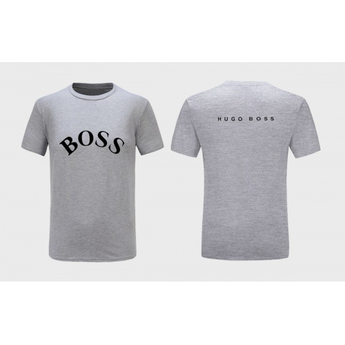 Boss T-Shirts Short Sleeved For Men #838748