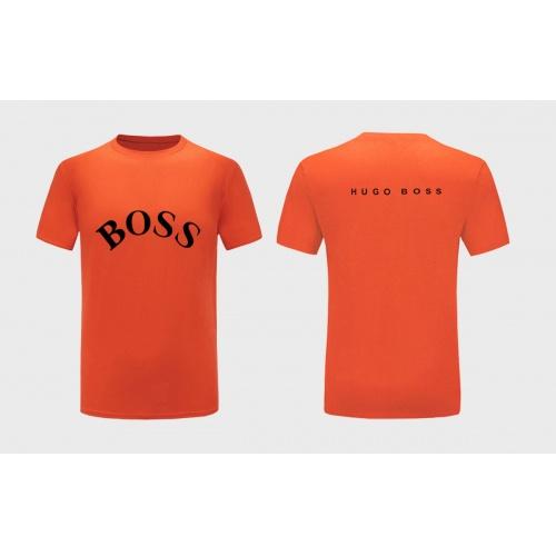 Boss T-Shirts Short Sleeved For Men #838750 $27.00 USD, Wholesale Replica Boss T-Shirts