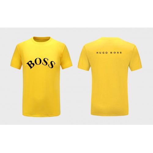 Boss T-Shirts Short Sleeved For Men #838753