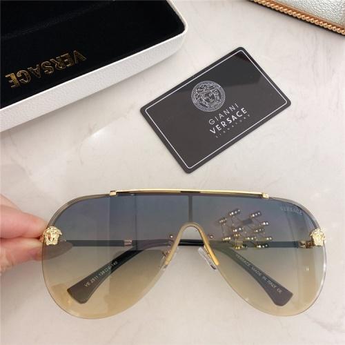 Versace AAA Quality Sunglasses #838762 $45.00 USD, Wholesale Replica Versace AAA+ Sunglasses