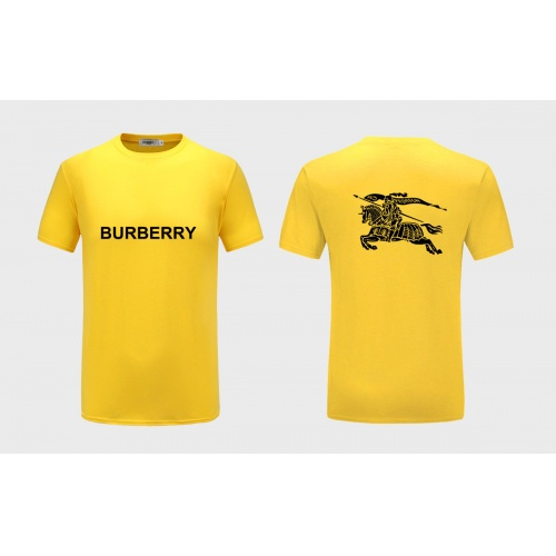 Burberry T-Shirts Short Sleeved For Men #838790 $27.00 USD, Wholesale Replica Burberry T-Shirts