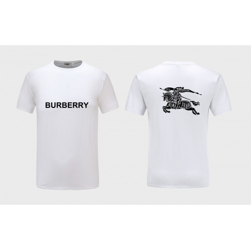 Burberry T-Shirts Short Sleeved For Men #838791 $27.00 USD, Wholesale Replica Burberry T-Shirts