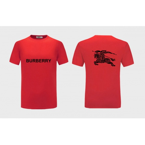 Burberry T-Shirts Short Sleeved For Men #838794 $27.00 USD, Wholesale Replica Burberry T-Shirts