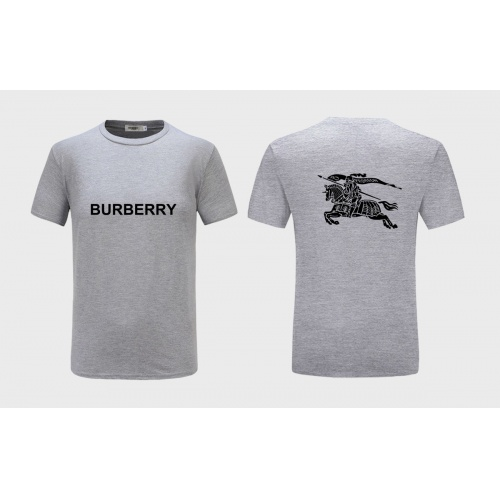 Burberry T-Shirts Short Sleeved For Men #838795 $27.00, Wholesale Replica Burberry T-Shirts