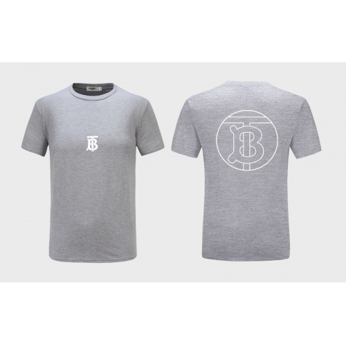 Burberry T-Shirts Short Sleeved For Men #838801 $27.00 USD, Wholesale Replica Burberry T-Shirts