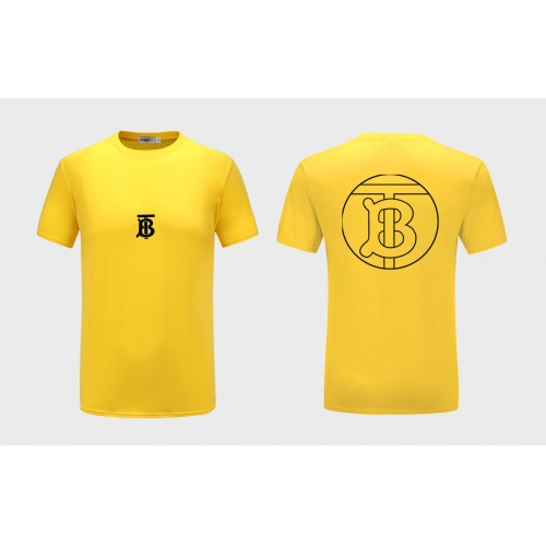 Burberry T-Shirts Short Sleeved For Men #838807 $27.00 USD, Wholesale Replica Burberry T-Shirts