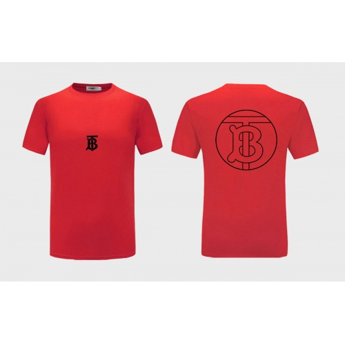 Burberry T-Shirts Short Sleeved For Men #838811 $27.00 USD, Wholesale Replica Burberry T-Shirts