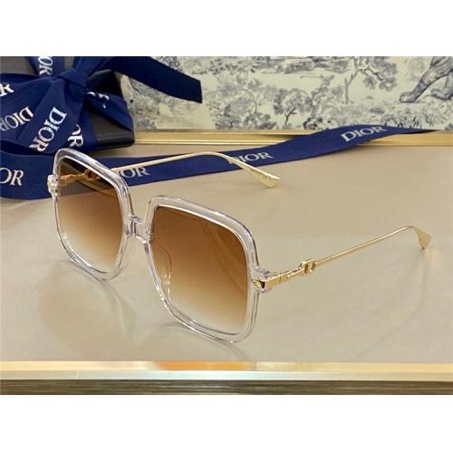 Christian Dior AAA Quality Sunglasses #838816