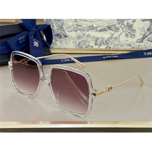 Christian Dior AAA Quality Sunglasses #838817 $66.00, Wholesale Replica Christian Dior AAA Quality Sunglasses