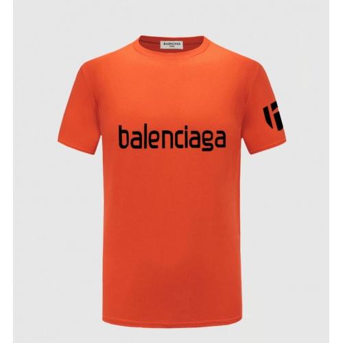 Balenciaga T-Shirts Short Sleeved For Men #838818 $27.00, Wholesale Replica Balenciaga T-Shirts