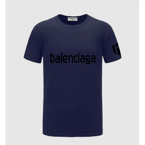 Balenciaga T-Shirts Short Sleeved For Men #838821