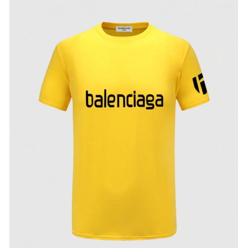 Balenciaga T-Shirts Short Sleeved For Men #838822