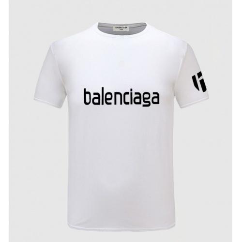 Balenciaga T-Shirts Short Sleeved For Men #838823